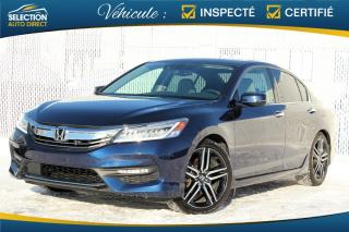 Used 2017 Honda Accord V6 Touring for sale in Ste-Rose, QC