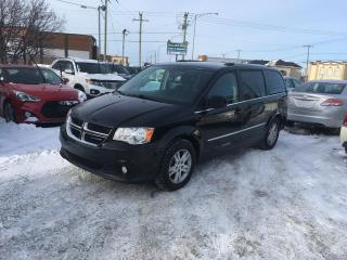 Used 2016 Dodge Grand Caravan Familiale à 4 portes, cabine multiplaces for sale in Terrebonne, QC