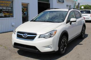 Used 2015 Subaru XV Crosstrek 2.0i, AWD, TOURING, SIÈGES CHAUFFANTS for sale in Terrebonne, QC