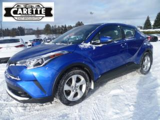 Used 2018 Toyota C-HR XLE for sale in East broughton, QC