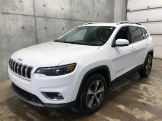 Used 2019 Jeep Cherokee Limited 4x4 V6 3.2L CUIR CAMERA RECUL SIEGES CHAUFFANTS for sale in St-Nicolas, QC