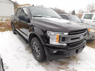 Used 2018 Ford F-150 SPORT CREW NAVI for sale in Listowel, ON