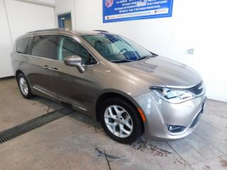 Used 2018 Chrysler Pacifica Touring-L Plus LEATHER NAVI SUNROOF for sale in Listowel, ON