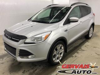 Used 2015 Ford Escape SE 2.0 AWD Cuir MAGS Chrome Bluetooth Caméra for sale in Trois-Rivières, QC