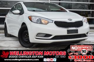 Used 2014 Kia Forte LX ---> Incl. Winter Tires On Steel Rims !! for sale in Guelph, ON
