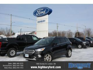 Used 2018 Ford Escape SE for sale in London, ON