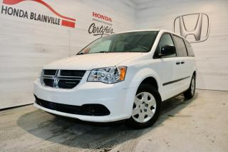 Used 2012 Dodge Grand Caravan Familiale 4 portes SE for sale in Blainville, QC