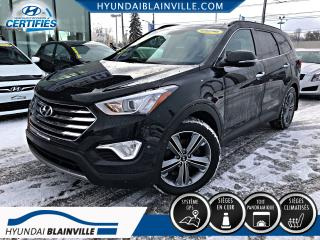 Used 2016 Hyundai Santa Fe XL LIMITED 6 PASSAGERS, DÉMARREUR À DISTANC for sale in Blainville, QC