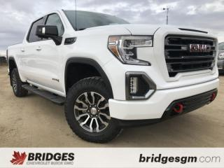 New 2020 GMC Sierra 1500 AT4 for sale in North Battleford, SK