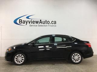 Used 2019 Nissan Sentra 1.8 SV - AUTO! for sale in Belleville, ON