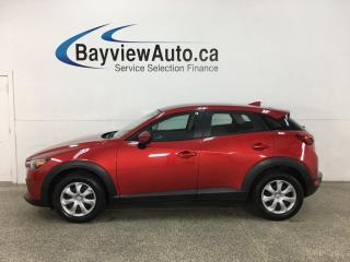 Used 2018 Mazda CX-3 GX - AWD! REVERSE CAM! BLUETOOTH! PWR GROUP! for sale in Belleville, ON
