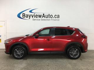 Used 2019 Mazda CX-5 GS - AWD! HTD 1/2 LTHR! REVERSE CAM! PWR GROUP! + MORE! for sale in Belleville, ON