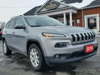 Used 2014 Jeep Cherokee North 4x4, Bluetooth, Satellite Radio, Pwr Doors/Locks for sale in Paris, ON