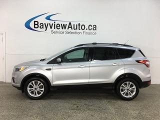 Used 2017 Ford Escape - 4WD! REVERSE CAM! MINT! for sale in Belleville, ON