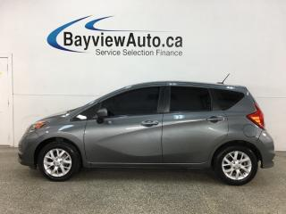 Used 2018 Nissan Versa Note 1.6 SV - AUTO! HTD SEATS! REVERSE CAM! A/C! FULL PWR GROUP! for sale in Belleville, ON