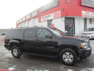 Used 2013 Chevrolet SUBURBAN LT $18,995+HST+LIC FEE/ CLEAN CARFAX REPORT / 8 PASSENGER for sale in North York, ON