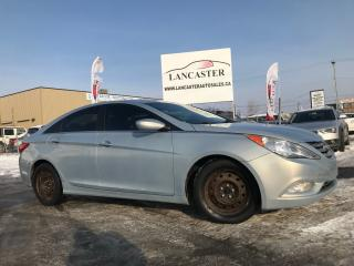 Used 2011 Hyundai Sonata GLS for sale in Ottawa, ON