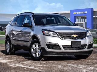 Used 2016 Chevrolet Traverse LS for sale in Markham, ON