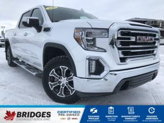 Used 2019 GMC Sierra 1500 SLT**Leather | Backup cam |Remote Start** for sale in North Battleford, SK