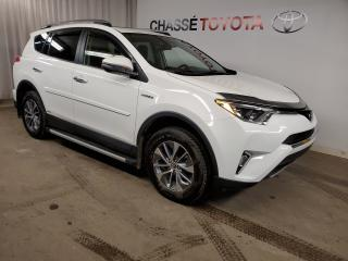Used 2018 Toyota RAV4 Hybrid XLE + Garantie PEA for sale in Montréal, QC