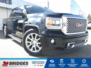 Used 2015 GMC Sierra 1500 Denali**Leather | One Owner | roof** for sale in North Battleford, SK
