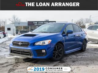 Used 2018 Subaru Impreza WRX for sale in Barrie, ON