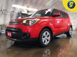 Used 2019 Kia Soul Touchscreen * Reverse camera * Hands free steering wheel controls * Phone connect * Voice recognition * Keyless entry * Climate control * Cruise contr for sale in Cambridge, ON