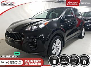 Used 2018 Kia Sportage LX* AWD* CAMERA* CECI EST UN 2019* for sale in Québec, QC