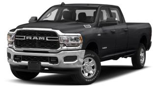New 2019 RAM 3500 Tradesman for sale in Surrey, BC