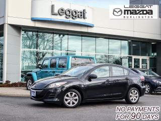 Used 2010 Mazda MAZDA3 GX- AUTOMATIC, A/C, 2.0L 4CYL, POWER PKG for sale in Burlington, ON