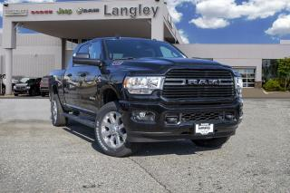 New 2020 RAM 3500 Big Horn - Sunroof for sale in Surrey, BC