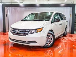 Used 2016 Honda Odyssey LX**AUTOMATIQUE*7 PASSAGERS**CAMERA DE RECUL 90 JOURS SANS PAIEMENTS (DETAISL EN CONCESSION) for sale in Montreal, QC
