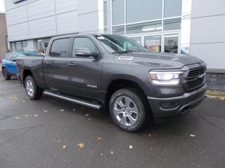 Used 2020 RAM 1500 Big Horn North Edition for sale in Rivière-Du-Loup, QC