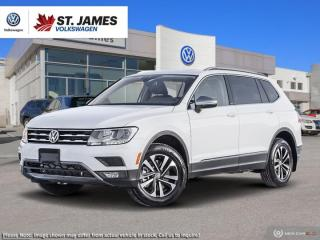 New 2020 Volkswagen Tiguan IQ DRIVE for sale in Winnipeg, MB