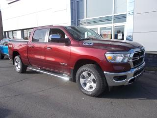 Used 2020 RAM 1500 Big Horn for sale in Rivière-Du-Loup, QC
