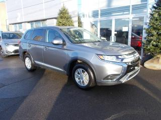 Used 2019 Mitsubishi Outlander ES AWC for sale in Rivière-Du-Loup, QC