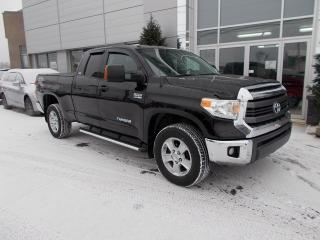 Used 2014 Toyota Tundra SR5 DOUBLE CAB 4X4 for sale in Rivière-Du-Loup, QC