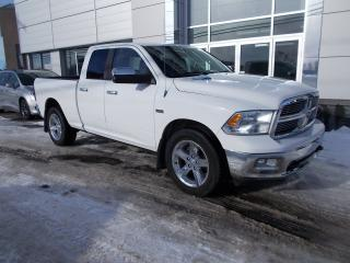 Used 2011 RAM 1500 Big Horn Quad Cab 4x4 for sale in Rivière-Du-Loup, QC