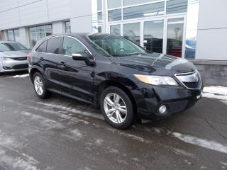 Used 2014 Acura RDX 4X4 for sale in Rivière-Du-Loup, QC