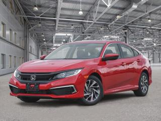 New 2020 Honda Civic EX for sale in Vancouver, BC