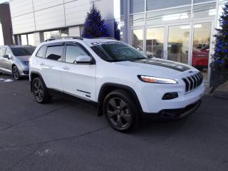 Used 2016 Jeep Cherokee North Edition 4x4 75th anniversaire for sale in Rivière-Du-Loup, QC
