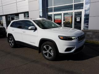 Used 2020 Jeep Cherokee Limited for sale in Rivière-Du-Loup, QC