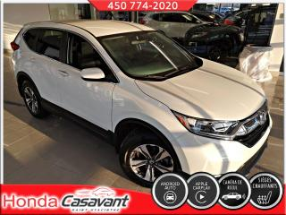 Used 2019 Honda CR-V LX 2RM - BEAU LOOK for sale in St-Hyacinthe, QC
