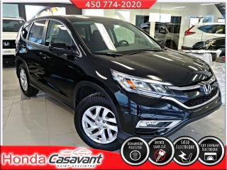 Used 2015 Honda CR-V EX AWD - À VOIR! for sale in St-Hyacinthe, QC
