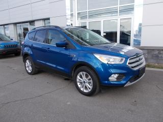 Used 2019 Ford Escape SEL 4X4 for sale in Rivière-Du-Loup, QC