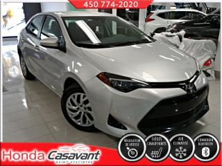 Used 2017 Toyota Corolla LE AUTO *** BAS KM *** for sale in St-Hyacinthe, QC