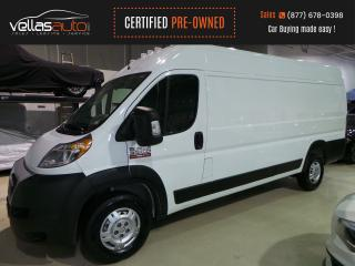 Used 2019 RAM ProMaster 3500 HIGHROOF| 159WB EXT| 3PASSENGER for sale in Vaughan, ON
