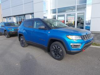 Used 2020 Jeep Compass Trailhawk for sale in Rivière-Du-Loup, QC