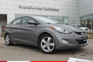 Used 2013 Hyundai Elantra One owner accident free trade. Only 96000 kms for sale in Toronto, ON