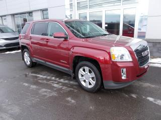 Used 2011 GMC Terrain SLE 4X4 for sale in Rivière-Du-Loup, QC